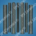 IPS Ceramics - Silicon Carbide Radiant Tubes