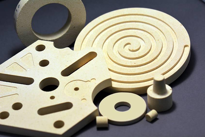 Machinable Cordierite Ceramic Ips Ceramics