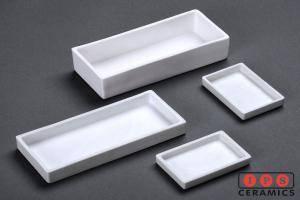 Alumina 95% Ignition Trays IPS Ceramics