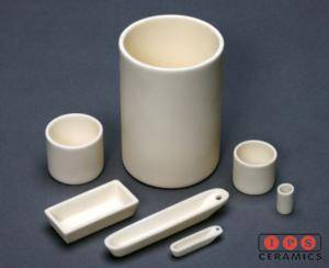 Alumina Crucibles IPS Ceramics