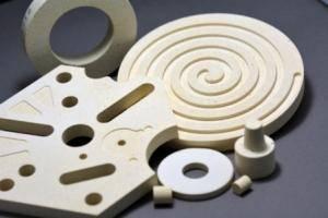 Multiple Machined Samples IPS Ceramics