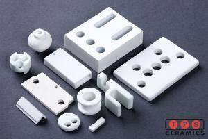 IPSAL95 Alumina Components IPS Ceramics