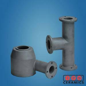 Silicon Carbide Tubes IPS Ceramics