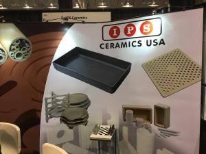 IPS Ceramics at Ceramics Expo 2017 IPS Ceramics