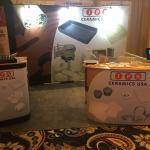 IPS Ceramics USA exhibit at Powder Met 2017 IPS Ceramics