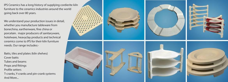 Ips Ceramics Kiln Furniture Design Performance Service