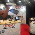 IPS Ceramics USA exhibit at Heat Treat 2017 IPS Ceramics