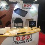 IPS Ceramics USA exhibit at Heat Treat 2017 IPS Ceramics