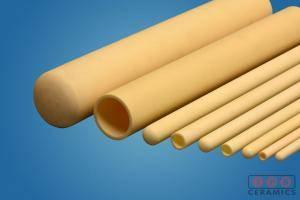 Open and Closed End Alumina Tubes IPS Ceramics