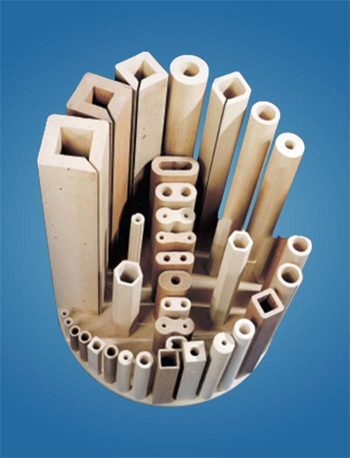Cordierite Ceramic Tubes
