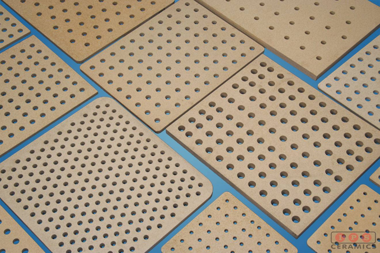 Perforated Batts