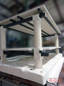 Kiln car silicon carbide beams IPS Ceramics