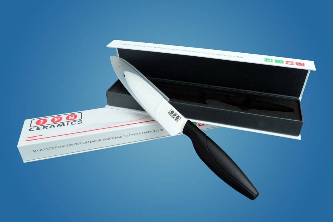 Zirconia Knife