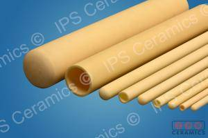 Open and Closed End Alumina Tubes IPS Ceramics