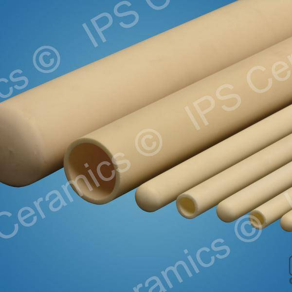 Open and Closed End Alumina Tubes