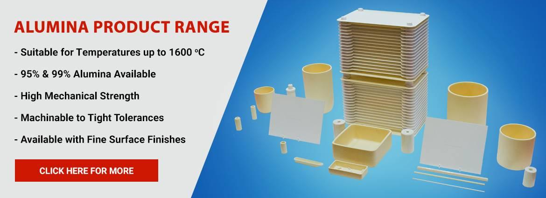 Alumina Product Range