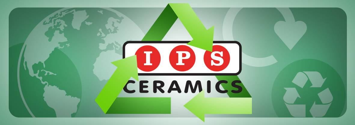 IPS Cares #1: Painting Our Offices Green IPS Ceramics