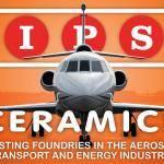 Investment Casting Plugs IPS Ceramics
