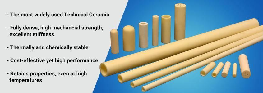 IPS Ceramics Alumina Tubes