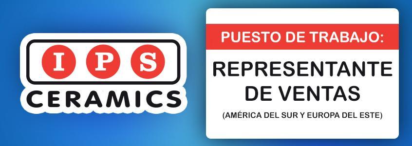 IPS - Representante de Ventas