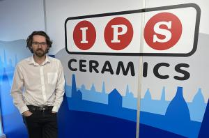 The Art of the Office: Redesigning the IPS Conference Room IPS Ceramics