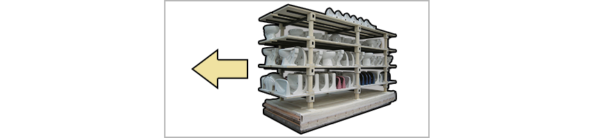 Five Tips for Assembling Your Kiln Car Structure IPS Ceramics
