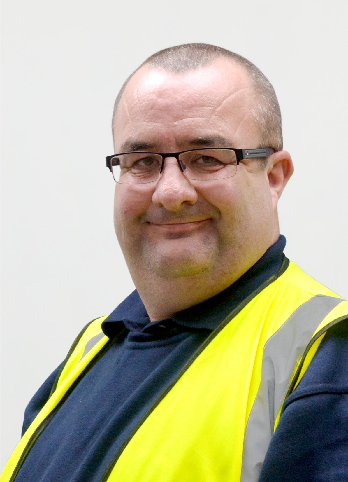 Matt Spencer Driver / Warehouse Operative