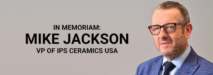 In Memoriam: Mike Jackson